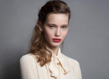 Kjaer Weisin meikkilookit uutuushuulipunille
