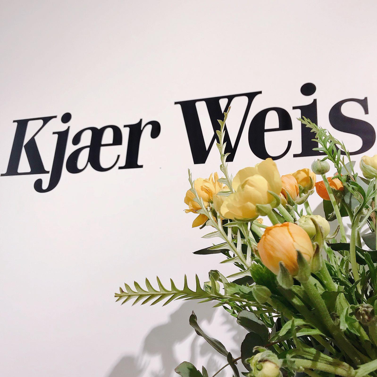 Kjaer Weis logo