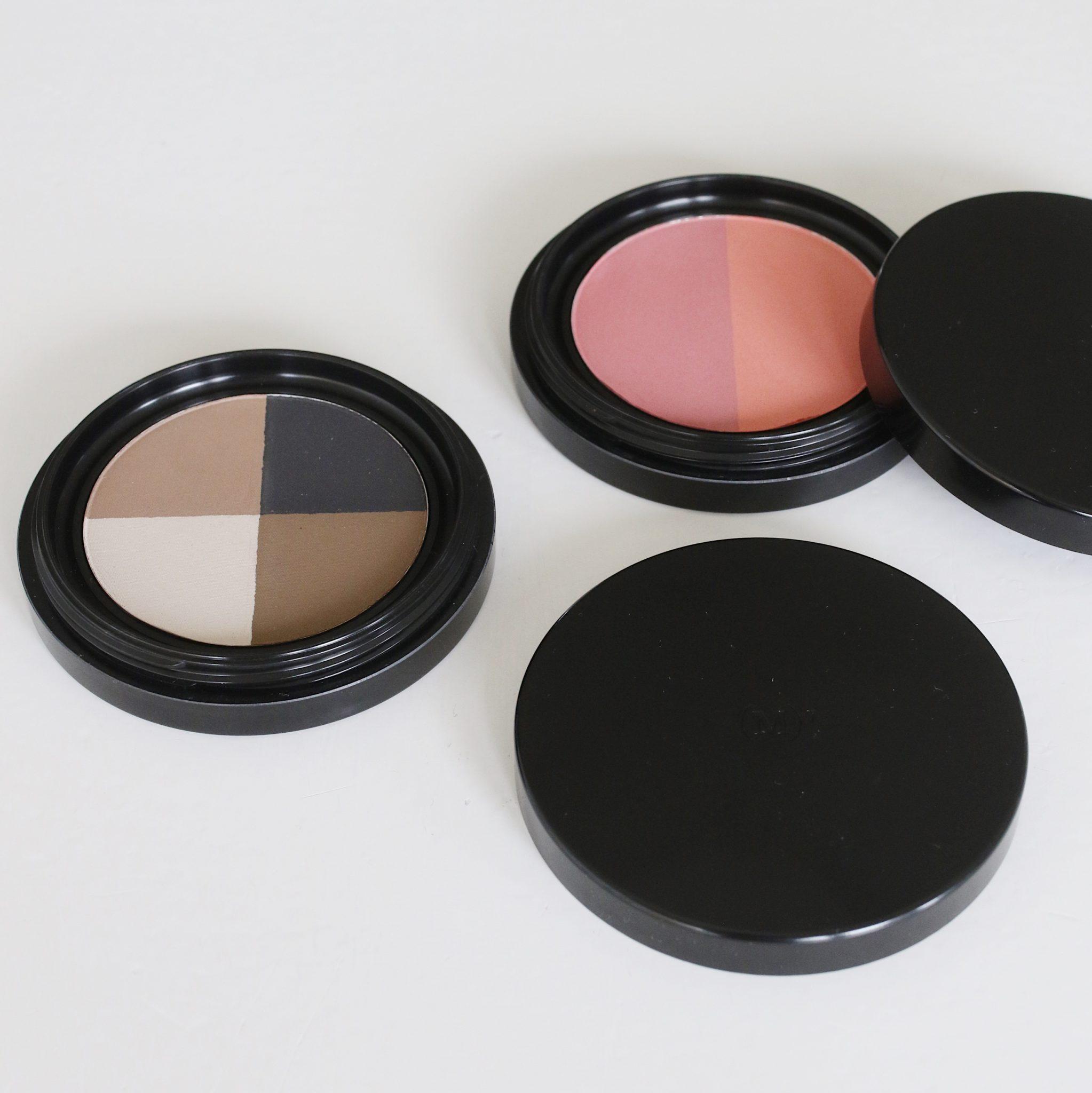 (M)anasi7 Brow/Eye Kit & Blush Kit
