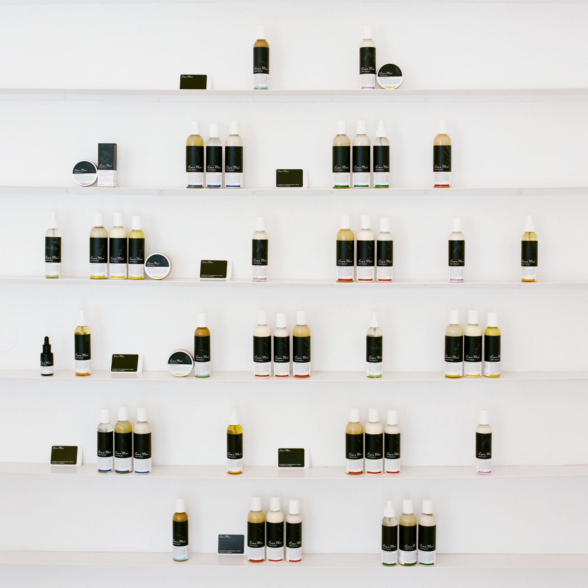 Tervetuloa toivesarja Less is More – Jolien hiustuotevalikoima paranee