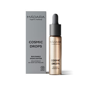 MÁDARA Cosmic Drops Buildable Highlighter -Nestemäinen Korostustuote Naked Chromosphere 1