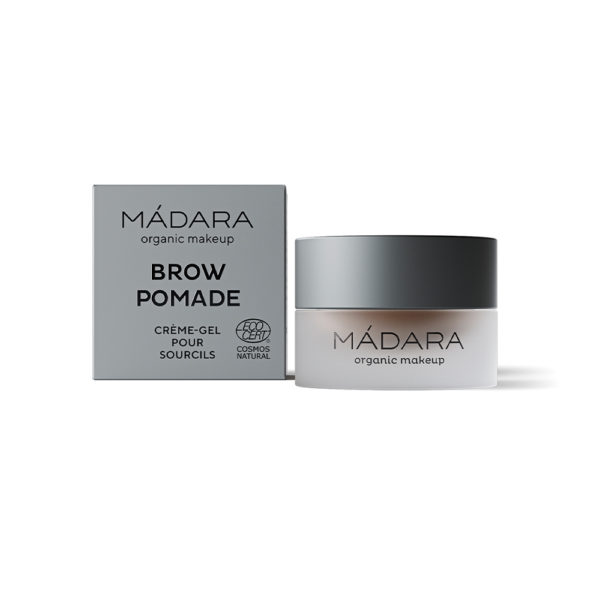 MÁDARA Natural Brow Pomade -Kulmavaha Ash Brown 30