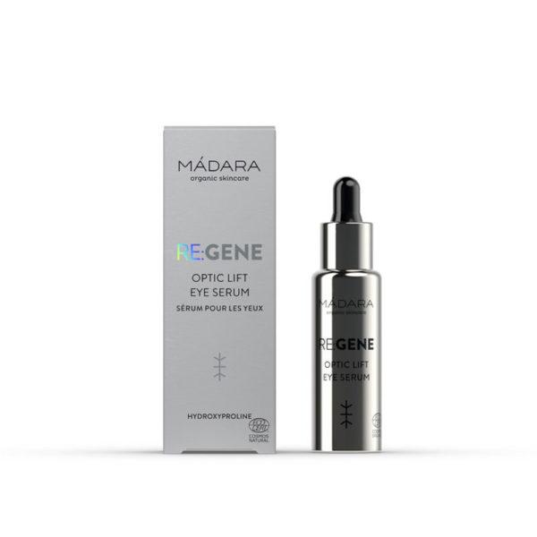 Mádara Re:gene Optic Lift Eye Serum -Kiinteyttävä Silmänympärysseerumi
