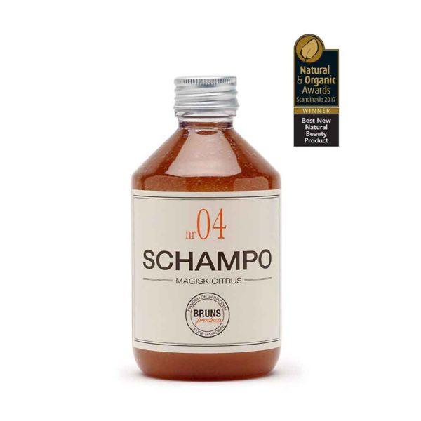 Bruns Citrus shampoo