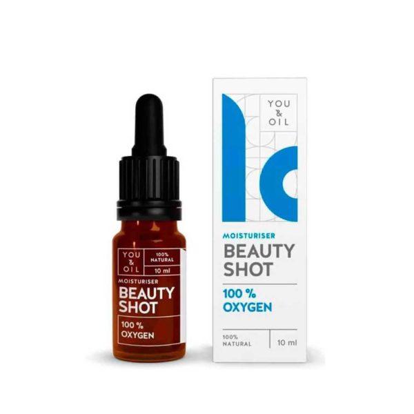 Y&O Beauty Shot Oil 100% oxygen