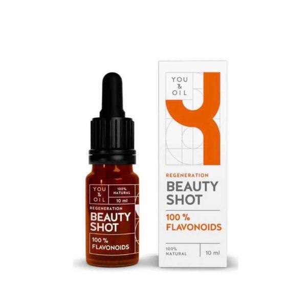 Y&O Beauty Shot Oil 100% flavonoids