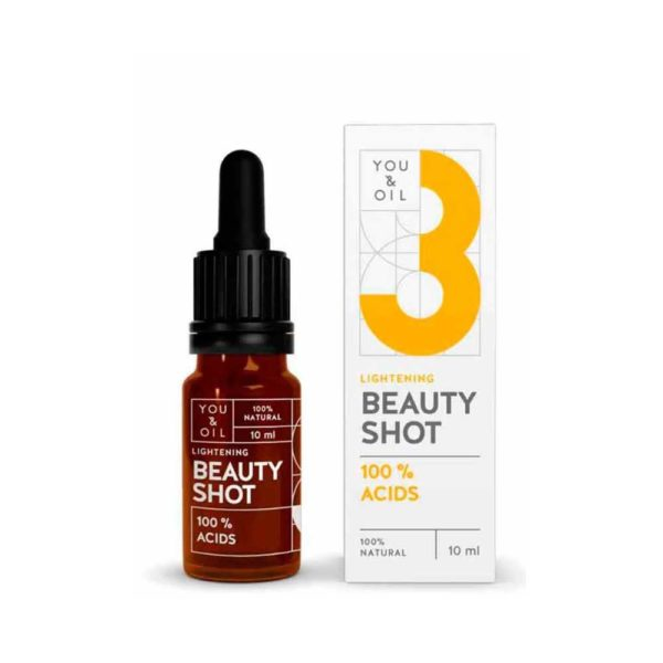 Y&O Beauty Shot Oil 100% acids
