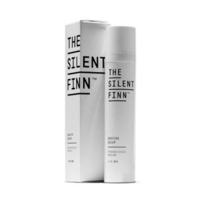 The Silent Finn Shaving Cream -Parranajovoide