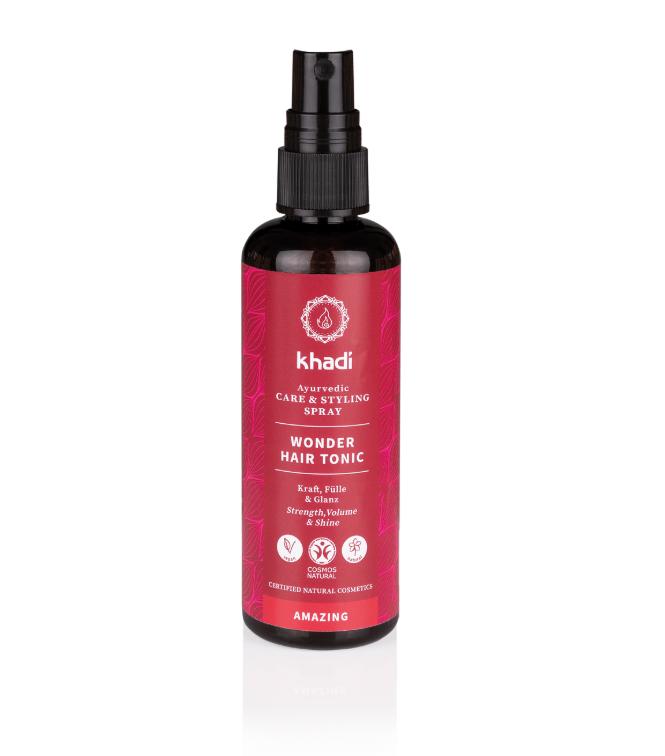 Khadi Wonder Hair Tonic -Suihkutettava Hiusvesi